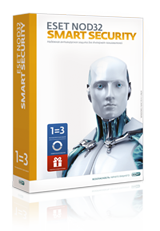 ESET NOD32 Smart Security Лицензия 12=20