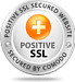 Positive SSL Certificates на 2 года