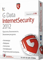 G Data InternetSecurity 1PC